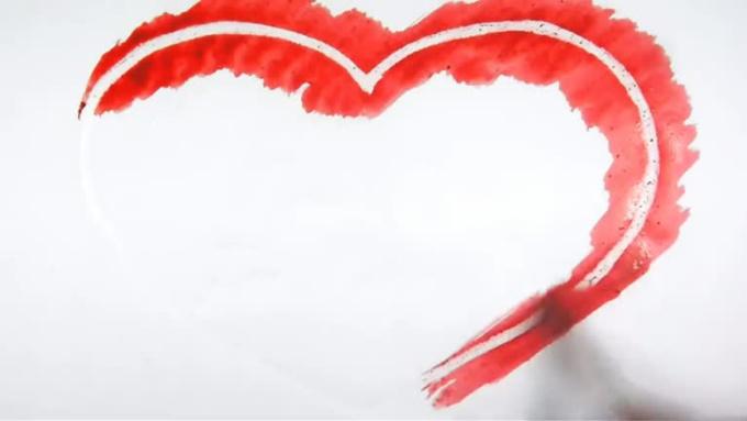 Fiverr- Samnet - Heart Paint 110 - mp4- HD