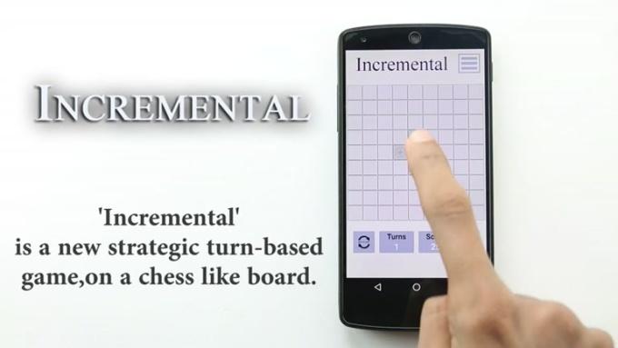Incremental HD sample