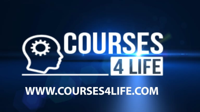 Courses4lifelogo intro 1