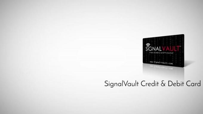 SignalVault