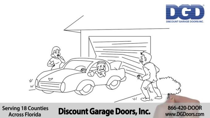 Garage Door Video 2