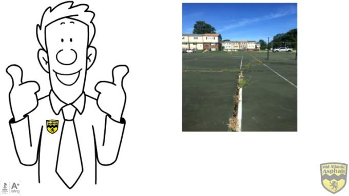 Tennis Court logo