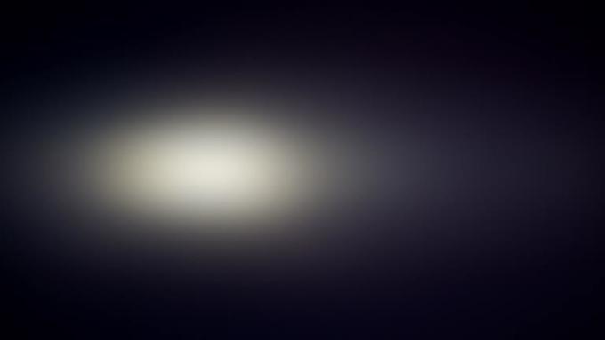 LCA Light Glitch Logo Reveal