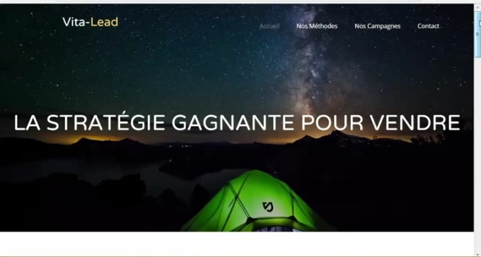 Full website video - ViteaLead