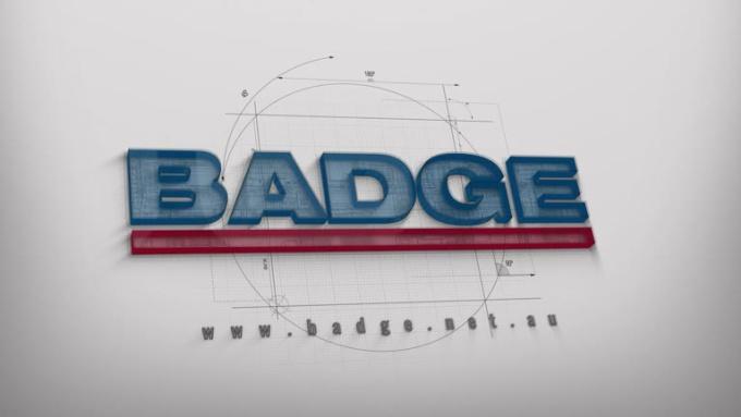 Build 3D Logo Reveal