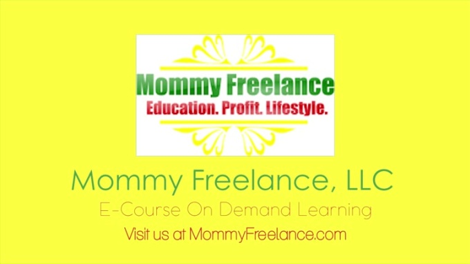 Mommy Freelance Intro Video