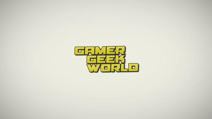 Gamer Geek World Intro
