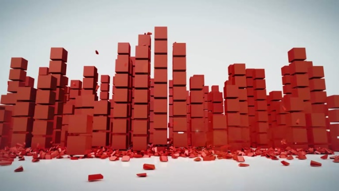 Rising Cubes