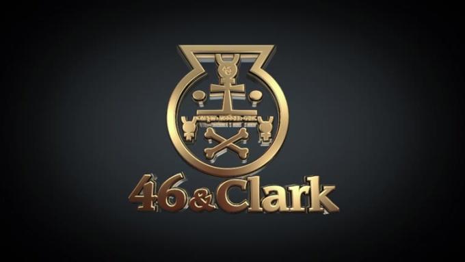 3D Gold Logo Intro LoREZ