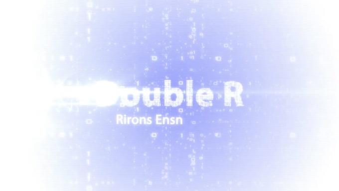 Double R 1
