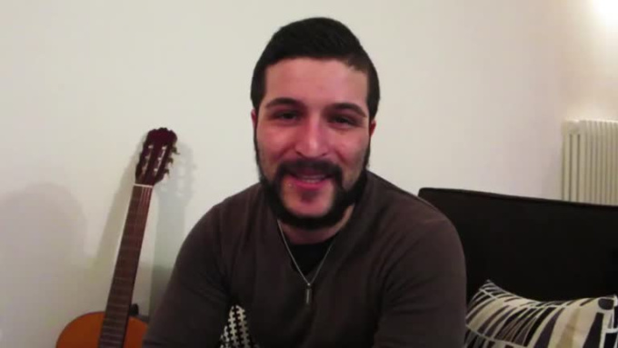 Italian Male Testimonial