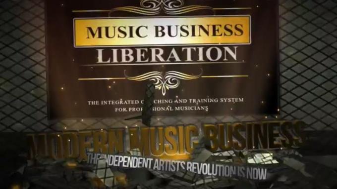 Groundbreaking Intro - Modern Music Business - v2 - HD