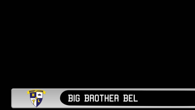 Big Brother Bel lower third bar
