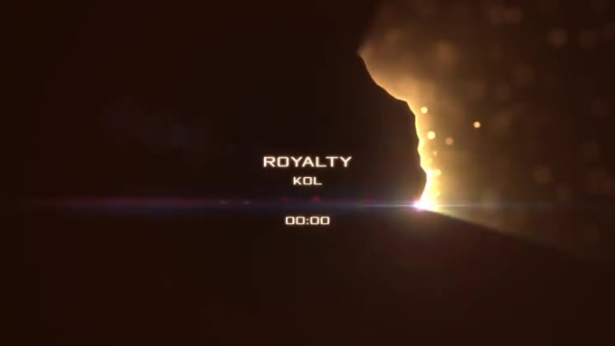 ROYALTY_MusicVisualizer_Preview