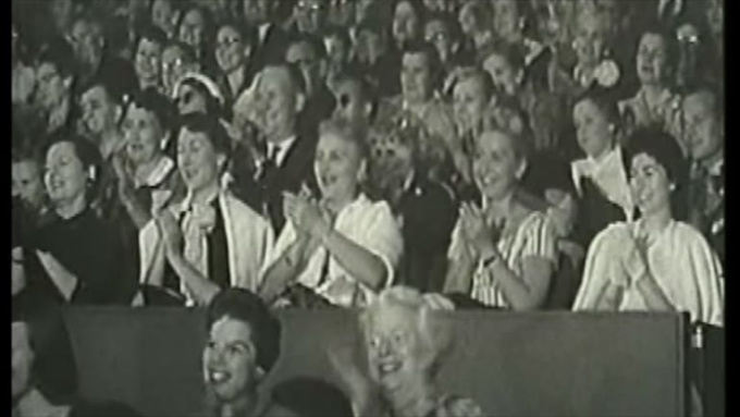 Story lady Audience