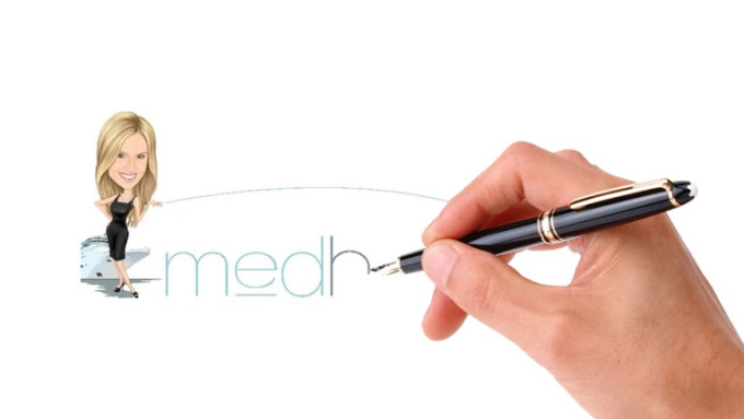 medhopping video intro