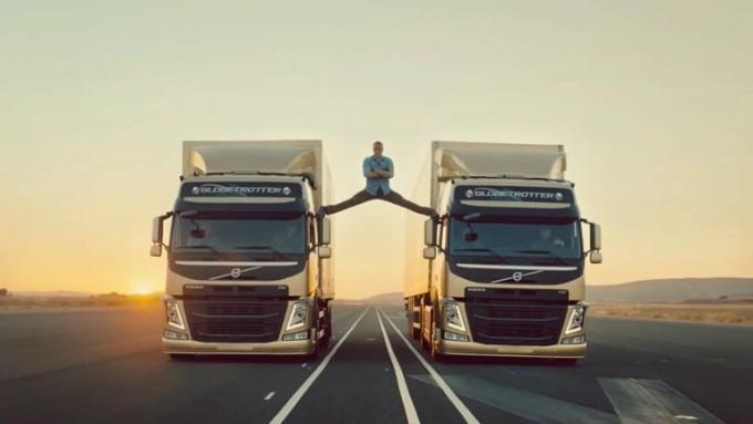 Split Van Damme
