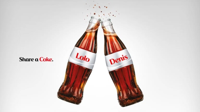 Share A Coke Animated Video