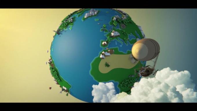 Around The World in 3D - kenzeler