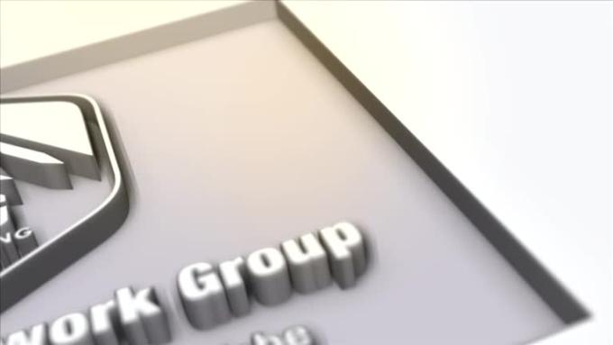 Stylish logo HD 1280 x 720p