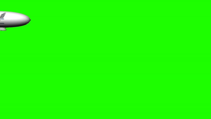 green screen extended