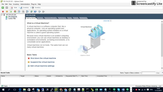 Modifying Network Settings
