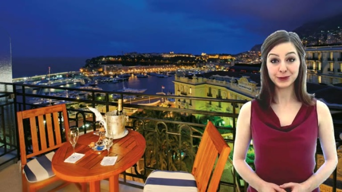Monaco CKEY 3