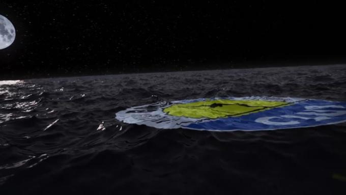 Brissupclub Ocean NIGHT Logo Animation SFX AEII
