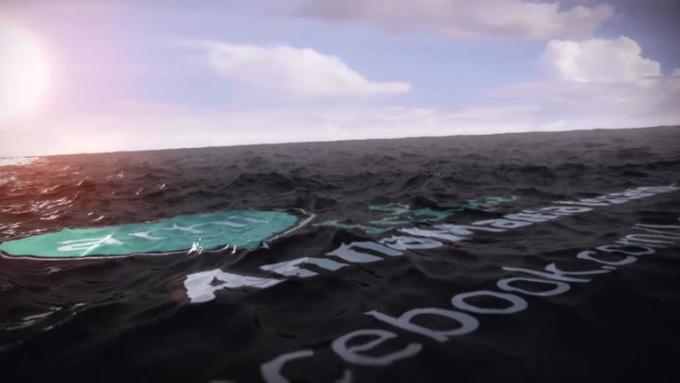 Anna Maria Island_Ocean Water Animation-DAYLIGHT SFX 1080P AEII