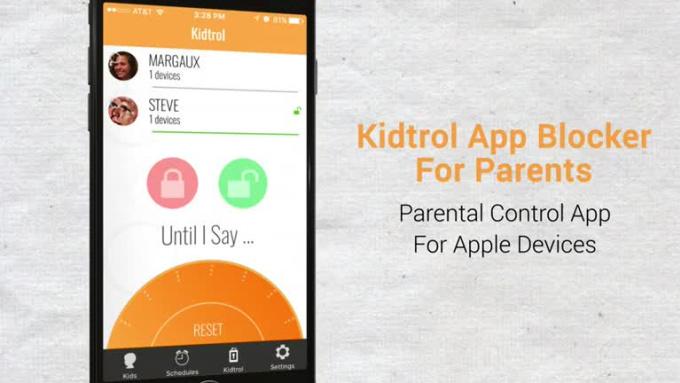 Kidtrol custom promo video FULL HD_1