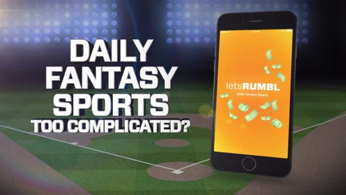 Lets RUMBLE Custom promo FULL HD baseball v3