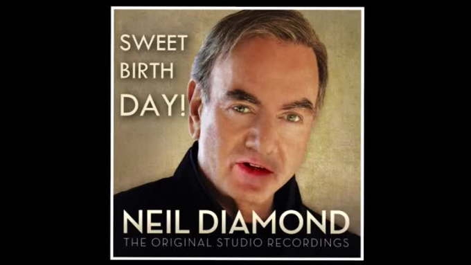 Neil Diamond - Gregory Ashe