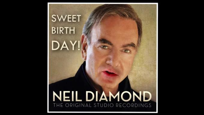Neil Diamond  -  Sarah Bear