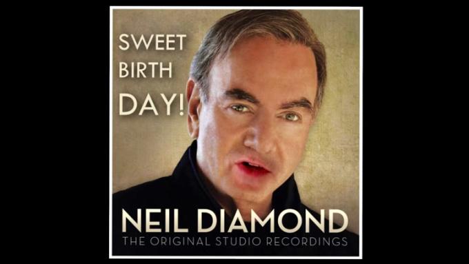 Neil Diamon Birthday  -  Monica