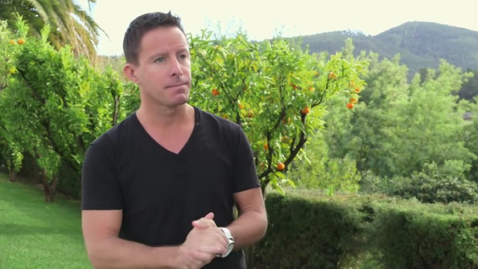 Jason Vale – Super Juice Me! Documentary