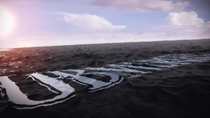 Submerged_Ocean Water Animation-DAYLIGHT SFX AEII