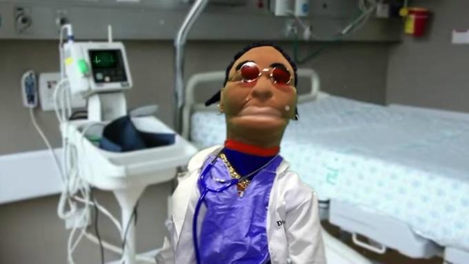 puppets dr message gig for adamlerner1 C