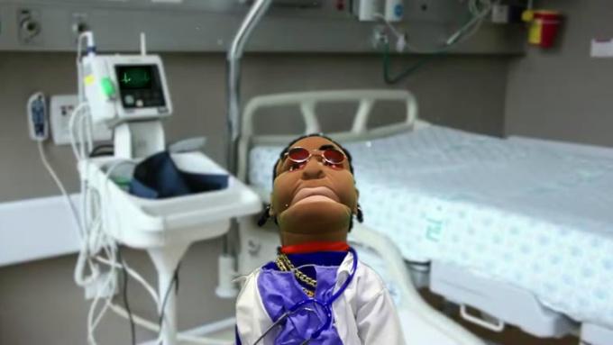 PUPPETS DR DR GIG FOR mhankins E