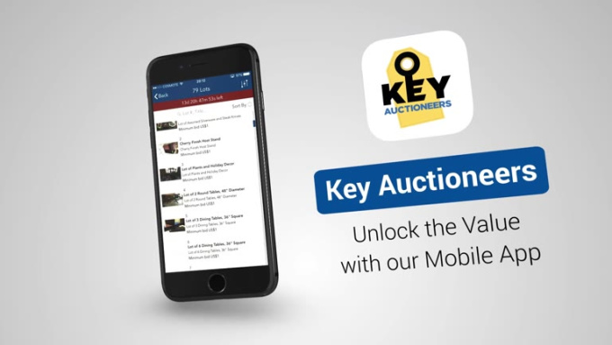 Key Auctioneers iPhone FULL HD Express_2