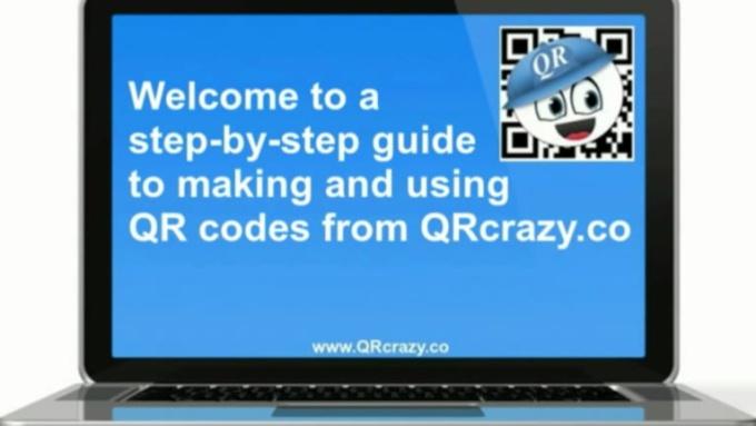 QR Code Large Resolution