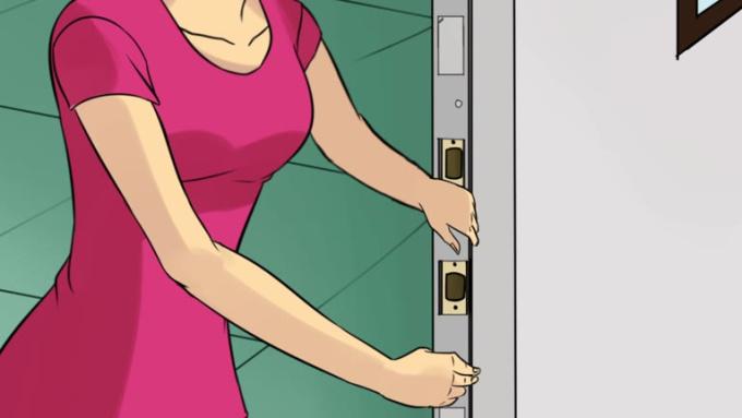 Door Animation Part 3