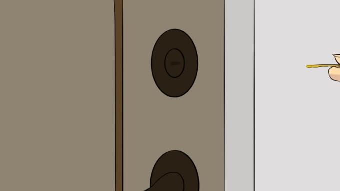 Door Animation Part 5