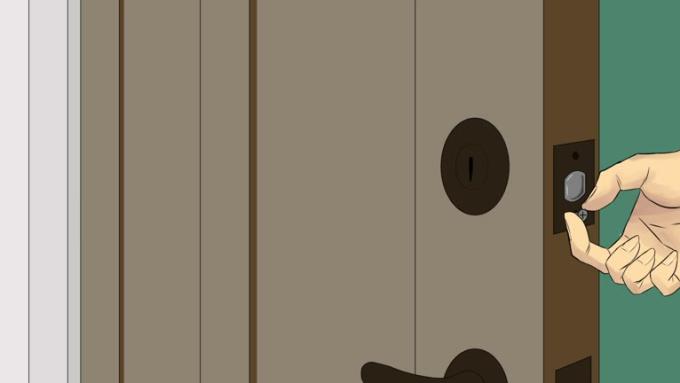 Door Animation P2 - Step 1