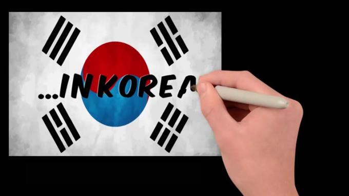BLACK-KOREAN