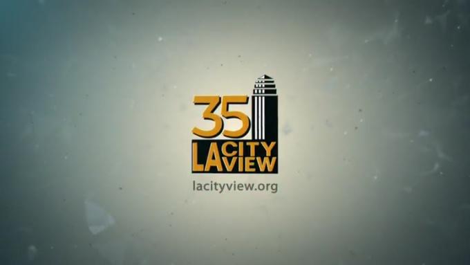 LA cityview