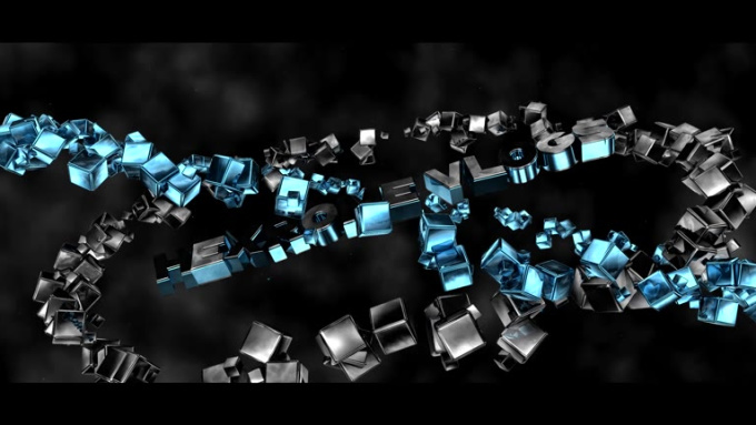 Hexrome Vlogs Intro