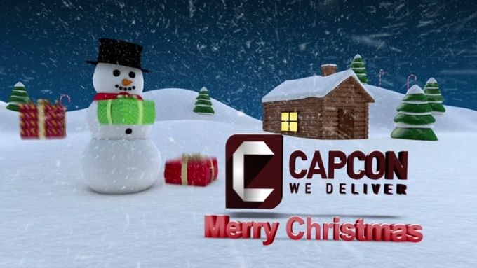 Capcon Christmas Video