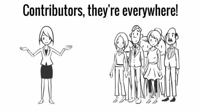 ContributorsModi