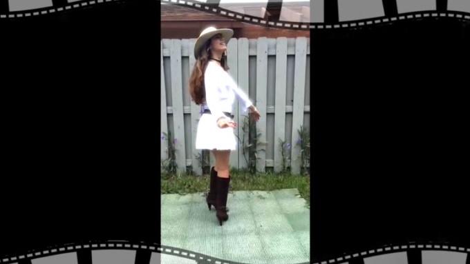 rebecca white video edit