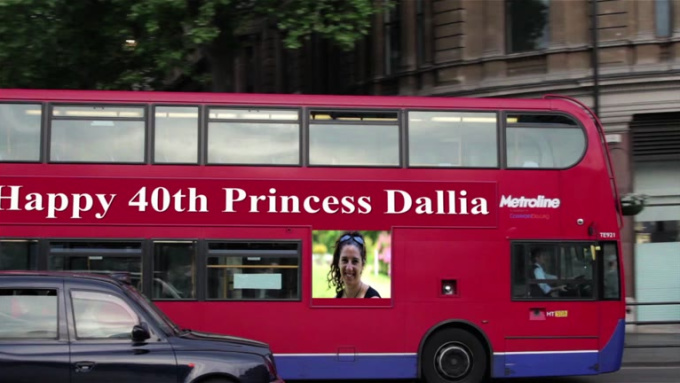 Happy 40th Princess Dallia